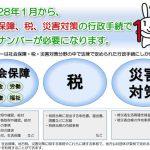中小企業向けマイナンバーの取り扱い方【取得・保管・廃棄編】