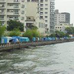 たとえ日本人でも、ホームレスの方々にはマイナンバーが通知されないのです……。