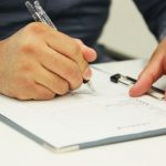 【企業とマイナンバー】入退室記録簿