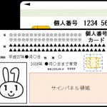マイナンバー【国民総背番号制】